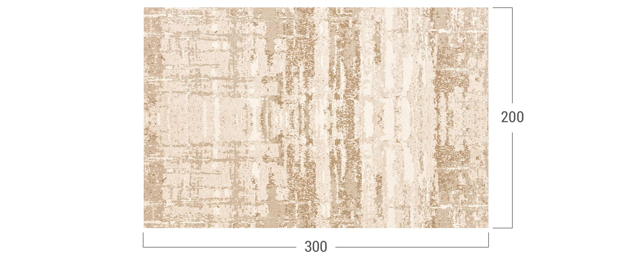 Ковёр Venus bary beige Модель 4202